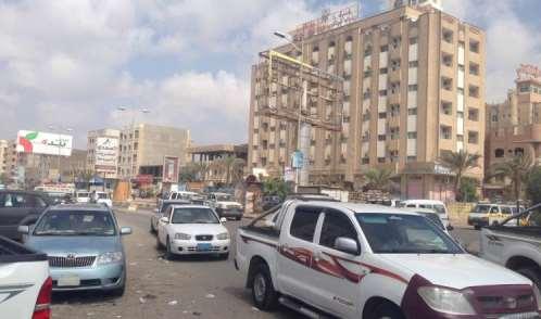 إنفجار يستهدف موكب قائد عسكري في عدن