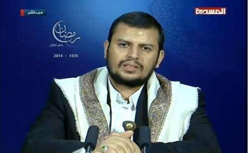 """عبدالملك الحوثي """"بعد تطهير عمران"""