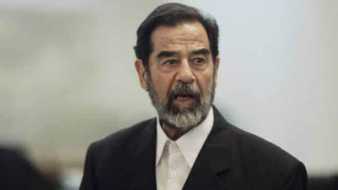 سر الاحتفاظ بدم صدام حسين في الثلاجة.. تفاصيل خطيرة تكشف للمرة الأولى لمهمة استغرقت سنتين