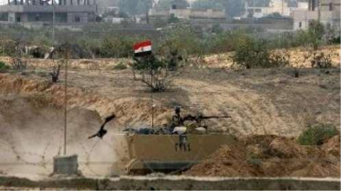 مقتل يمني سيناء ...أزمة كبيرة