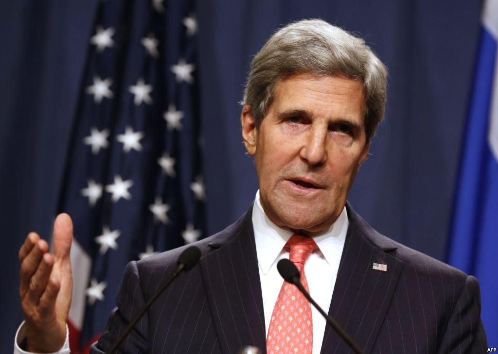 كيري:يكشف المستور: الملك عبدالله ومبارك طلبا من واشنطن قصف هذه الدولة العربية..! (الاسم)