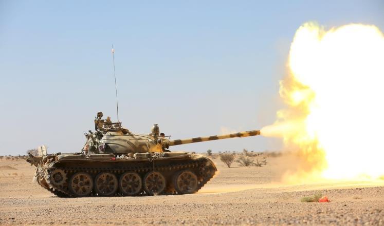 ورد للتو : معارك عنيفة بين قوات الشرعية والحوثيين في مأرب.. فيديو