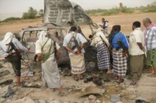 مقتل قيادات بارزة بتنظيم القاعدة